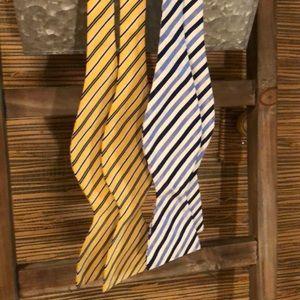 Saddlebred 100% Silk Bow Ties